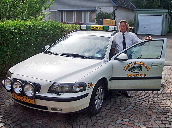taxi skövde