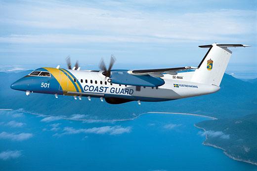 Bildresultat för kustbevakningen flygplan