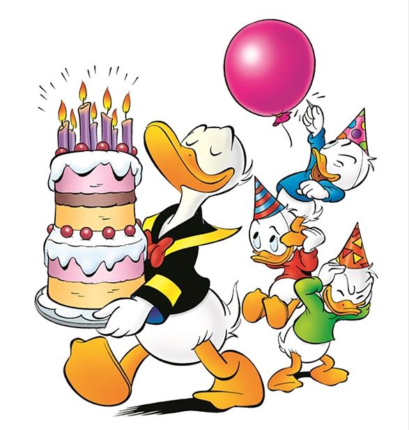 när fyller kalle anka år H Ä L L E K I S    K U R I R E N    Världens kändaste anka firar 80 när fyller kalle anka år